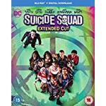 Suicide Squad Filmer Suicide Squad [Includes Digital Download] [Blu-ray] [2016] [Region Free]